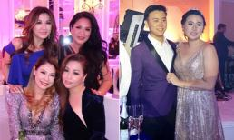 Sao Việt ở hải ngoại đến mừng đám cưới của con trai ca sĩ Kenny Thái
