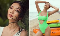 Chuyên trang sắc đẹp đăng tải loạt ảnh đẹp của Hoàng Thùy, fan quốc tế nhận xét gì?