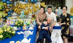 Từng tố nhau quyết liệt nhưng Nhật Kim Anh vẫn gạt 'niềm riêng', khoác tay cùng chồng cũ mừng sinh nhật con trai