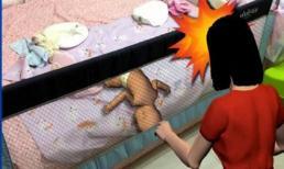 Bé 7 tháng tuổi bị ngạt thở và chết khi ngủ? Và đây là 4 món đồ cảnh báo cha mẹ nên bỏ ngay