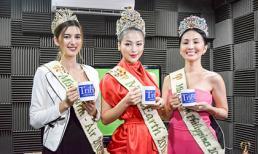 Hoa hậu Trái đất Phương Khánh phủ sóng truyền thông tại Philippines với thông điệp xanh