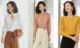 'Đặc sản' ngày thu chính là những style này vì mặc kiểu gì cũng đẹp và sang hết nấc