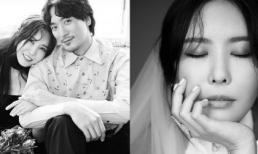 Tài tử phim 18+ và chị gái G-Dragon tung ảnh cưới đậm chất thời trang