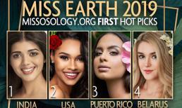 Missosology tung BXH đầu tiên của Miss Earth: Việt Nam đứng ở vị trí thứ mấy?