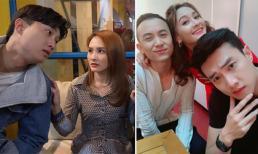 Bộ ba Quốc Trường - Bảo Thanh - Anh Vũ hội ngộ sau phim 'Về nhà đi con'
