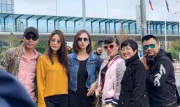 Loạt nghệ sĩ Việt qua châu Âu để quay cho Táo Quân 2020