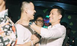 Nhìn chính diện đã khác, góc nghiêng của Việt Anh khiến không ít người phải bật ngửa