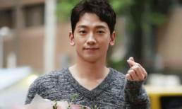 Bi Rain tạm xa Kim Tae Hee và hai công chúa nhỏ để tham gia tiệc mừng công phim mới
