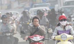 Sáng nay, Hà Nội và TP.HCM vào top 3 thành phố ô nhiễm nhất thế giới
