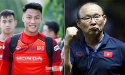 Mạc Hồng Quân được thầy Park triệu tập lên đội tuyển Việt Nam trước trận Malaysia