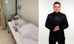 Bận rộn làm liveshow, Vũ Duy Khánh kiệt sức phải nhập viện