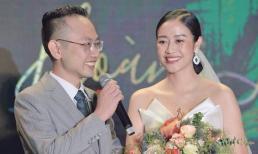 MC Phí Linh hé lộ đoạn hội thoại cực ngọt với ông xã, chứng minh cuộc sống hôn nhân trong mơ