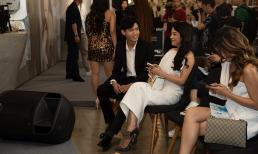 Thái Trinh - Quang Đăng lần đầu chạm mặt sau chia tay, hành động bỏ về sau khi xem MV người thứ ba của nữ ca sĩ mới bất ngờ