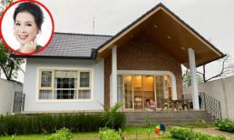 Ngôi nhà gần gũi thiên nhiên của vợ chồng NS Kim Xuân tại TP Hồ Chí Minh