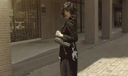 Trương Quỳnh Anh biến hoá với tóc ngắn dạo phố Sài Gòn