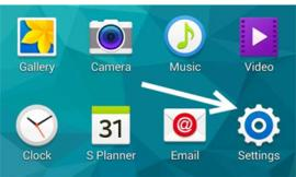 Mở khóa màn hình S5 không cần phím Home hoặc nút nguồn