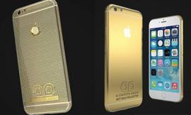 Ngắm iPhone 6 'siêu sang' giá hơn 58 tỷ đồng