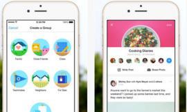 Facebook tung ứng dụng quản lý Group độc lập