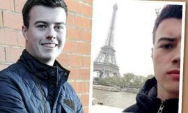 Đêm say rượu ở Anh, sáng tỉnh dậy ở Paris, Pháp