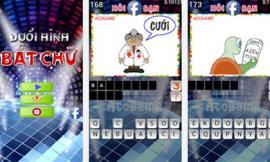"""5 phiên bản game """"Đuổi hình bắt chữ"""" hay và miễn phí"""