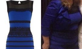 Người từng nhìn thấy 'chiếc váy gây tranh cãi' khẳng định nó màu Xanh - Đen