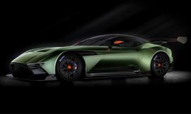 Lộ loạt ảnh siêu xe Aston Martin Vulcan 800 mã lực