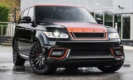 Kahn Design giới thiệu bản độ Range Rover Sport