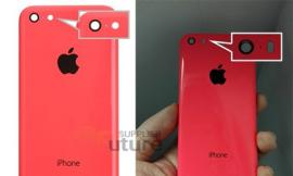Hình ảnh đầu tiên của iPhone 6C