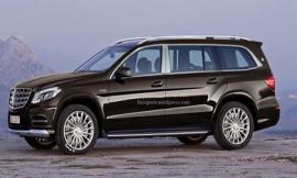 Mercedes-Benz sẽ phát triển xe siêu sang SUV Maybach