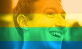Facebook mừng chiến thắng của cộng đồng LGBT bằng ứng dụng lục sắc