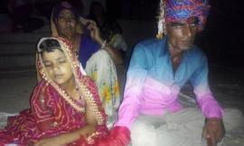 Xuất hiện cô dâu 6 tuổi kết hôn với chú rể 35 tuổi