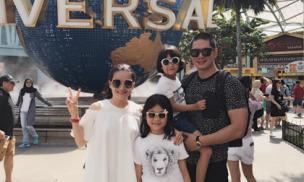 Cùng gia đình Bình Minh khám phá những địa điểm du lịch đẹp ở Singapore