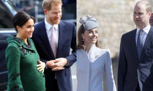 Meghan và Harry sắp rời khỏi Vương quốc Anh, thoát ly Hoàng gia ngay sau khi sinh em bé để tránh William - Kate