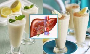 Mùa hè thường bị nóng gan, bạn có thể uống 3 loại sinh tố này với công thức cực đơn giản