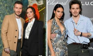 Vợ chồng David Beckham bực bội và lo lắng về mối quan hệ yêu đương tiêu cực của cậu cả Brooklyn