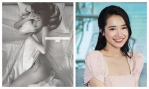 Khoe dáng bán nude cuốn hút, Elly Trần lại bị nhầm là Nhã Phương