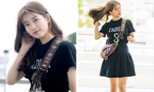 Chẳng kém cạnh tình cũ Lee Min Ho, Suzy khiến dân tình mê mệt vì góc nghiêng thần thánh