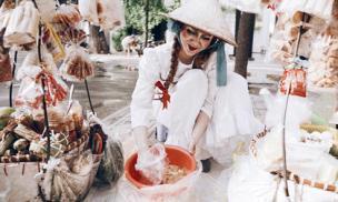 Từng ám ảnh với 'ma búp bê' Anabelle, nay dân mạng bỗng chuyển sang nhớ thương sau khi xem bộ ảnh của Duy Khánh