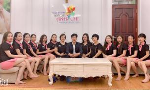 'Tinh hoa sắc đẹp Việt - Hàn' thẩm mỹ viện quốc tế Anh Chi chính thức ra mắt