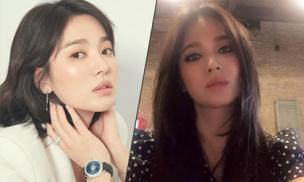Học Song Hye Kyo cách F5 bản thân để không bị chuyện ly hôn 'vùi dập' cuộc sống