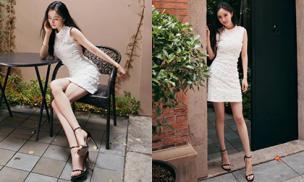 Nửa năm sau ly hôn, Dương Mịch được mệnh danh 'đệ nhất thiên hạ' khi chăm khoe eo thon - chân dài