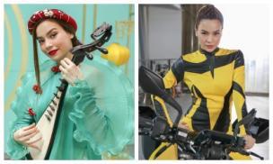 Lần đầu đóng hài lầy lội và hoá thân cùng lúc 8 nhân vật, MV của Hồ Ngọc Hà lọt top trending chưa đầy 24 tiếng