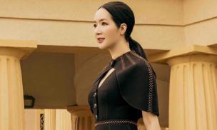 Hoa hậu Đền Hùng Giáng My toát lên 'phẩm chất quý cô' khi dạo bước ở phủ tổng thống Palau