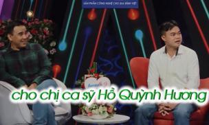 Bạn muốn hẹn hò: Tài xế cũ của Hồ Quỳnh Hương từ chối cô gái sau khi tự thú từng bắt cá 2 tay