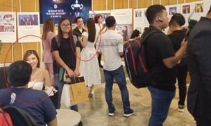 Chuyện qua đã lâu, Dương Khắc Linh và Trang Pháp vẫn bơ đẹp nhau tại sự kiện