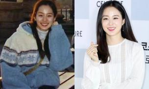 Fan choáng với nhan sắc mặt mộc của Kim Tae Hee thời đại học, bất chấp mọi camera sống ảo
