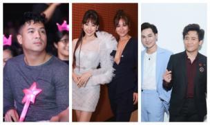 Sao Việt tấp nập đến chúc mừng mini concert của Hari Won