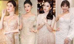 Ai xứng danh 'Nữ hoàng thảm đỏ' showbiz Việt tuần qua? (P124)