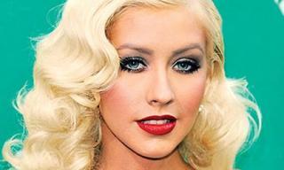 Clip hướng dẫn làm tóc xoăn kiểu cổ điển như Christina Aguilera