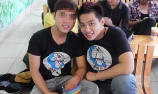 Tình yêu đồng giới của chàng trai có gương mặt 'hotboy'